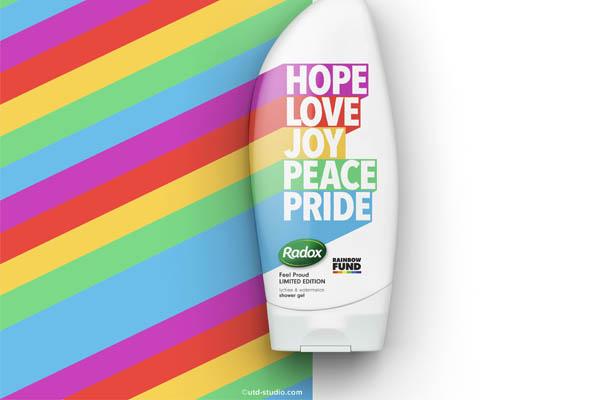 Unilever Proud to support Brighton & Hove Pride and the Brighton Rainbow Fund