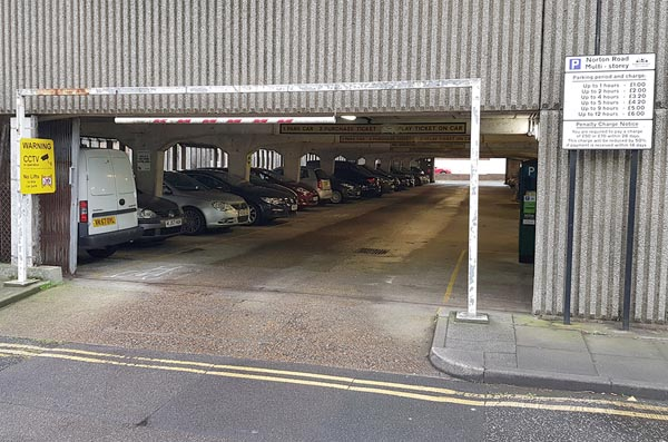 Councillors vote to preserve their parking perks once again