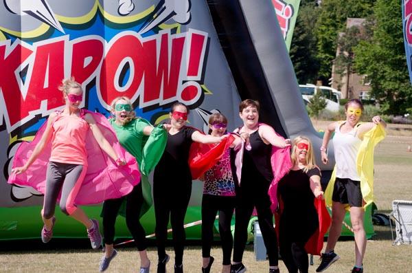 Flash Sale 25% off KAPOW! Inflatable fun run