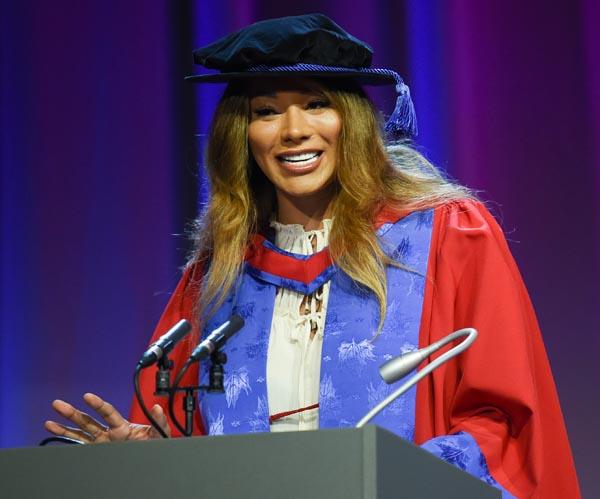 Trans activist honoured by University of Brighton
