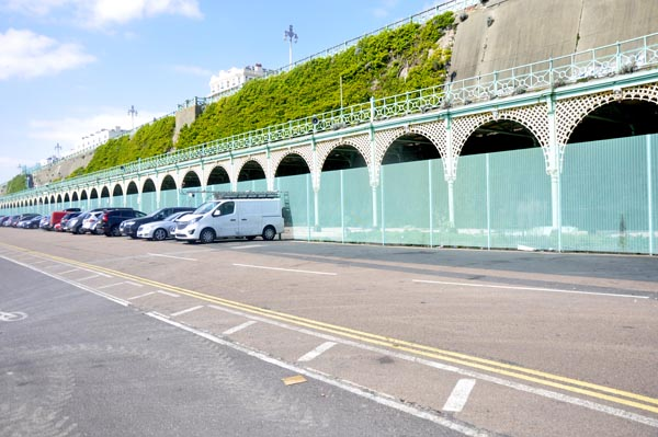 Council agrees to 'Green' revamp of Madeira Terraces