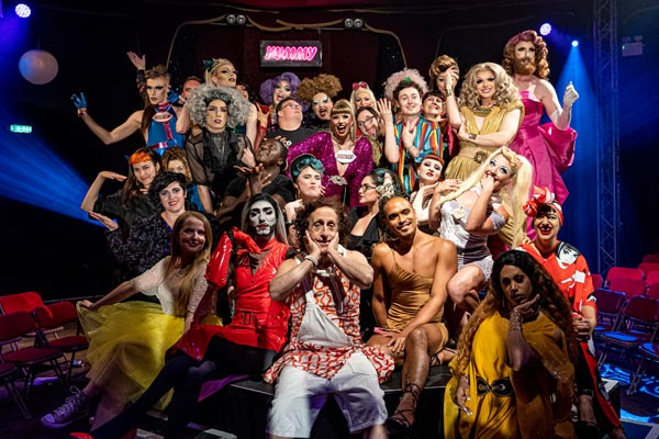 Top drag and cabaret artists celebrate 50 years of Pride