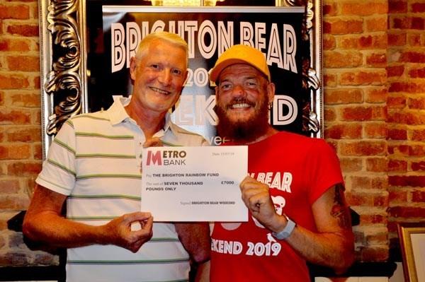BBW raise £10,243 for local good causes