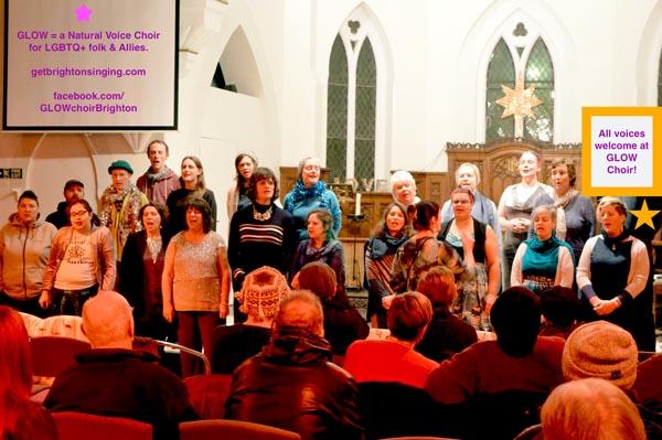 Glow Choir – new term starts September 14