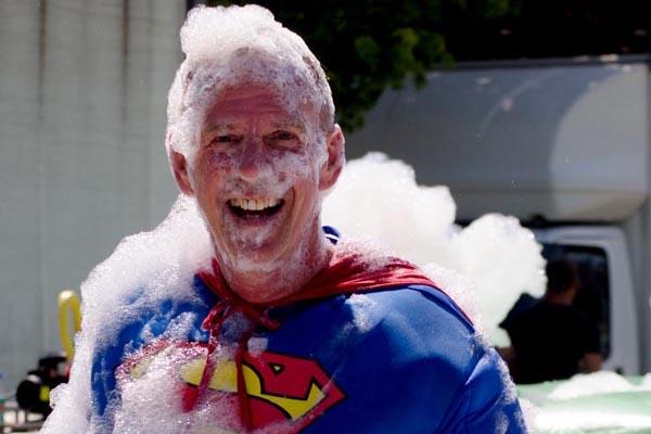 Be a Fundraising Superhero at Martlets KAPOW!