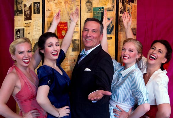 PREVIEW: Noël Coward's Me And The Girls @Devonshire Theatre