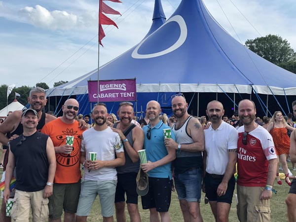 LETTER TO EDITOR: Legends and the cabaret tent at Pride