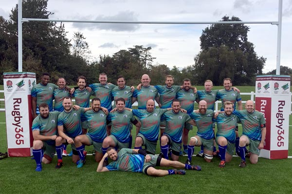 Sea Serpents send two players to Rugby World Cup 'Inclusive Challenge' competition in Japan