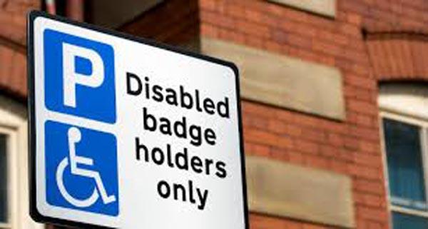 Blue badge scheme expands to include 'hidden' disabilities