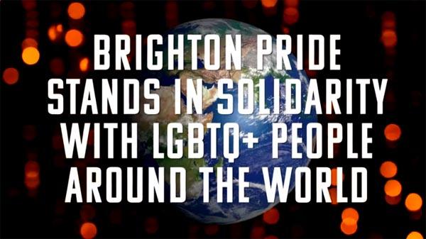 55,000 people in Preston Park bring Brighton Pride's #WeStandTogether campaign to emotional climax