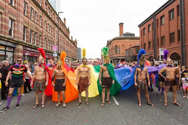 Manchester Pride – WE ARE FAMILY!