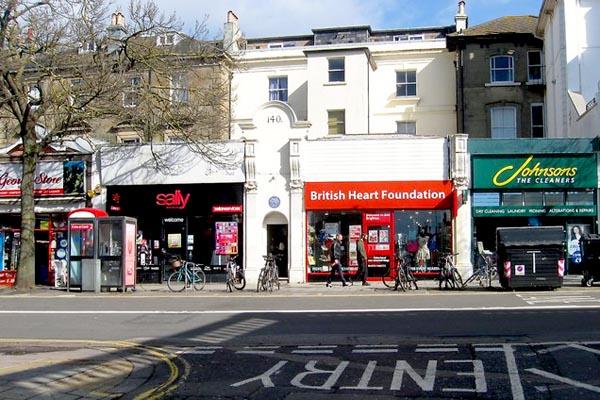 Improving the street scene in Brighton and Hove