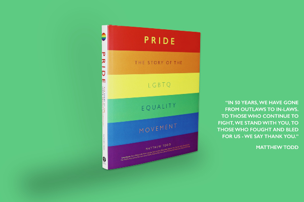 REVIEW: Books  The Story of the LGBTQ Equality Movement by  Matthew Todd