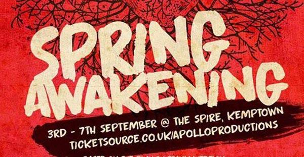 REVIEW: Spring Awakening @The Spire