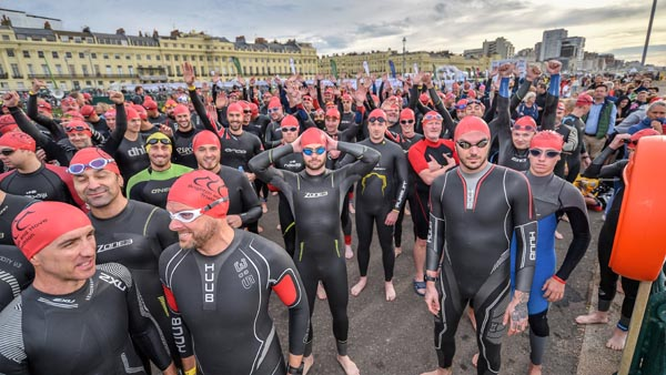 Trans athlete to compete in men's race at Brighton and Hove Triathlon this weekend