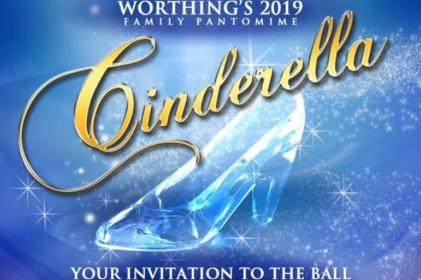 PREVIEW: Cinderella @Pavilion Theatre Worthing