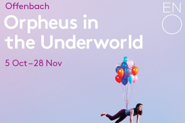 REVIEW: Opera: Orpheus in the Underworld @ ENO