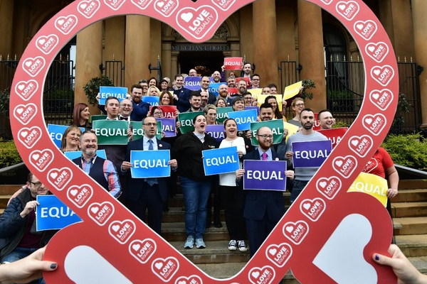 Marriage equality will be legalised, and abortion will be decriminalised in Northern Ireland.