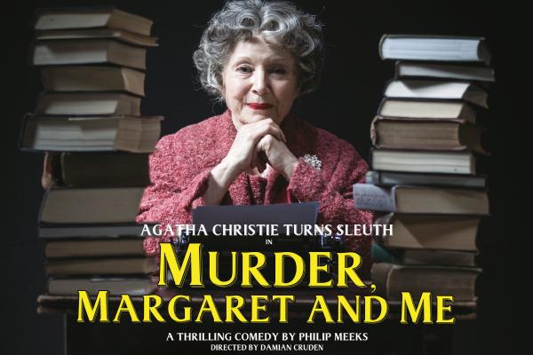 REVIEW: Murder, Margaret and Me @ Devonshire Park: Eastbourne