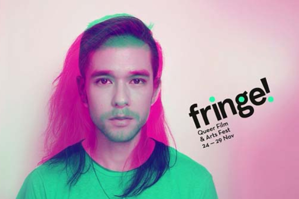 PREVIEW: Fringe! queer film & arts fest – East London