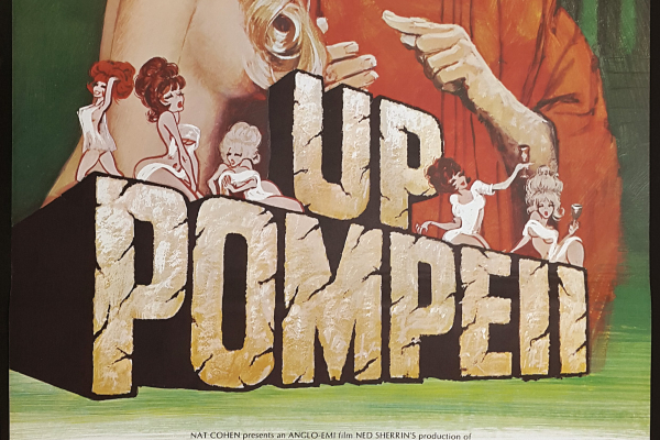 REVIEW: Up Pompeii @ Shaw's Theatre