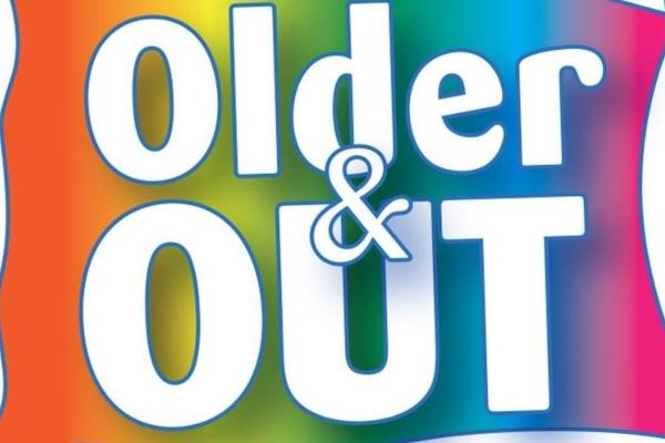 Older & Out gathering on Friday, November 8
