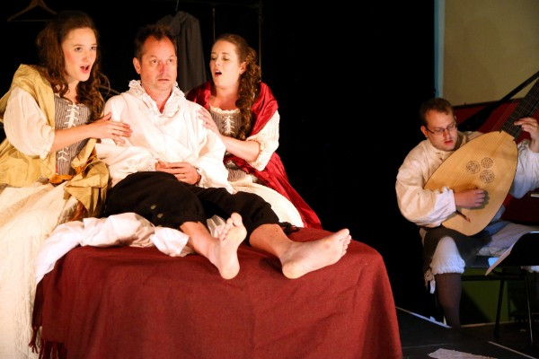 REVIEW: Burying the Dead: Ceruleo @BREMF