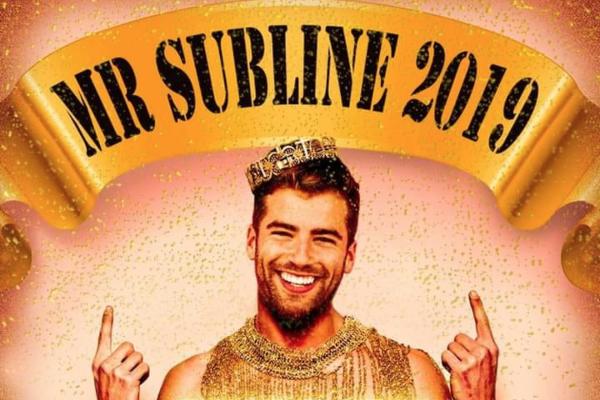 Mr Subline 2019 @ Subline Brighton – TONIGHT – Saturday, Nov 23