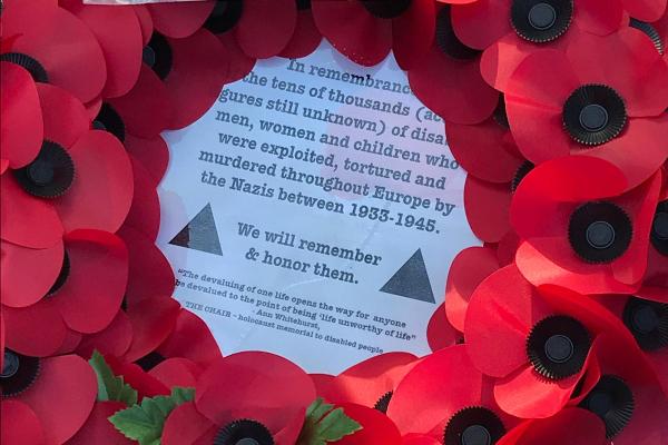 Brighton & Hove Remembrance Sunday events.