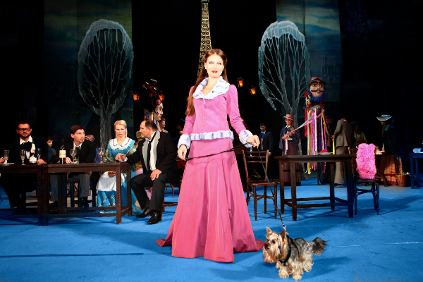 DOES YOUR DOG HAVE WHAT IT TAKES TO BE AN OPERA STAR?