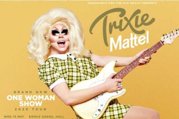 PREVIEW: Trixie Mattell at the Brighton Centre in 2020