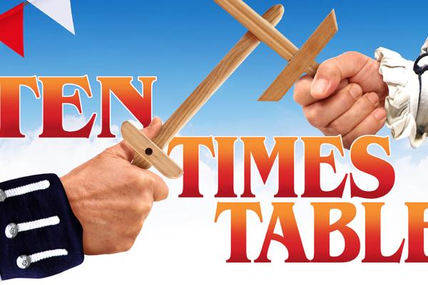 REVIEW: Ten Times Table  @ Devonshire Park Theatre
