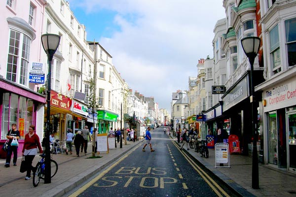 Talking about St James Street #3- Transport & Environment