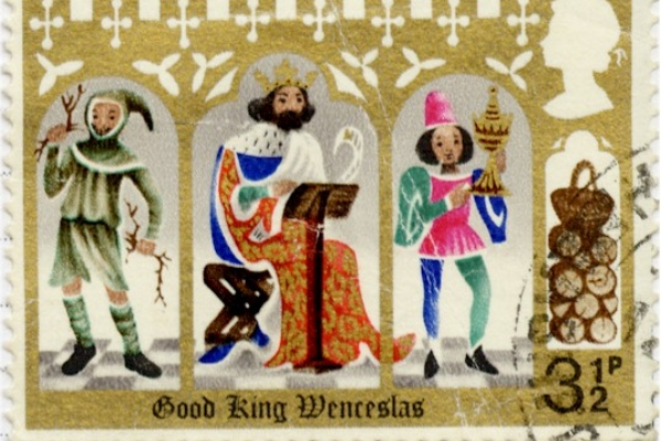 Festive Feature: Gay King Wenceslas & his beloved page Podiven