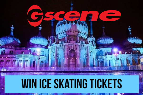 Gscene & Royal Pavilion Ice Rink Festive free ticket Competition