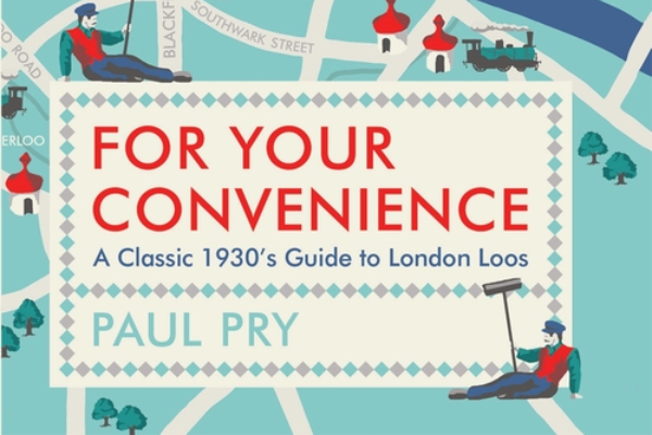 BOOK REVIEW: For Your Convenience – Paul Pry