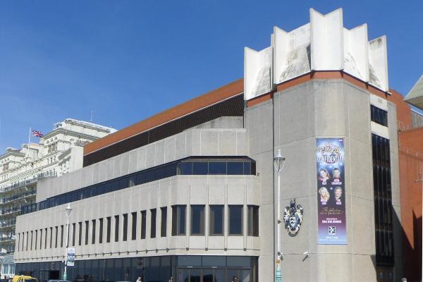 Billy Ocean& Gerry Cinnamon @ Brighton Centre in 2020