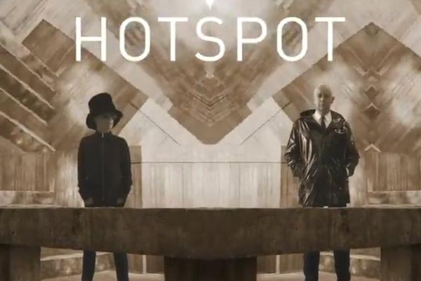 Pet Shop Boys announce new album, Hotspot