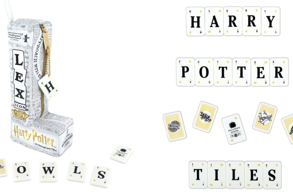 REVIEW: Games – Harry Potter Lex-Go! Word Game
