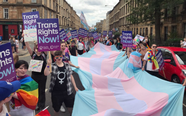 Equality organisations welcome Scottish Government draft bill to reform the Gender Recognition Act