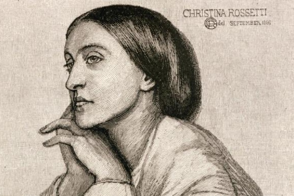 Festive Feature – Queer author of carols & lesbian poetry: Christina Rossetti