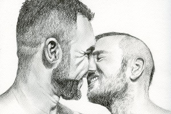 Drawn That Way- The progressive pencil etchings of Nikita Ryan.