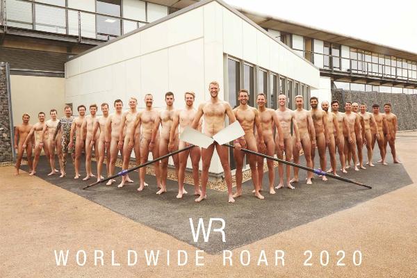 Making a splash – the Warwick Rowers 2020 calendar