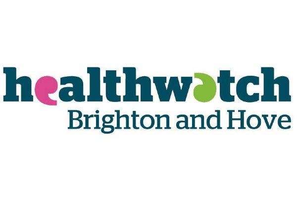 Healthwatch Brighton & Hove launch #SpeakUp2020