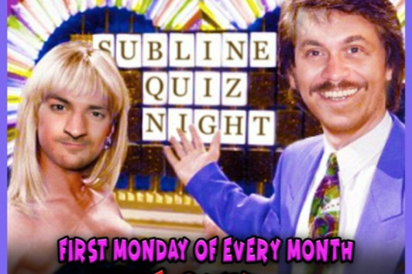 Subline to hold Quiz Night for the James Ledward Memorial Fund