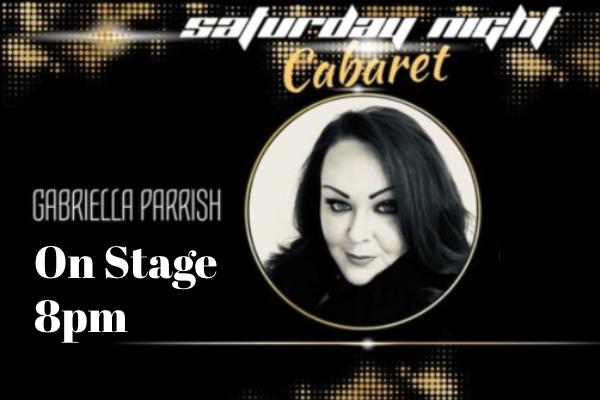 Gabriella Parrish at Affinity Bar Brighton, tonight!