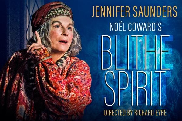 REVIEW: Blithe Sprit @ Theatre Royal