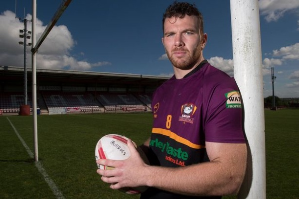"""Gay rugby player Keegan Hirst feels """"let down"""" by Catalan's Dragons signing of homophobic player Israel Folau."""