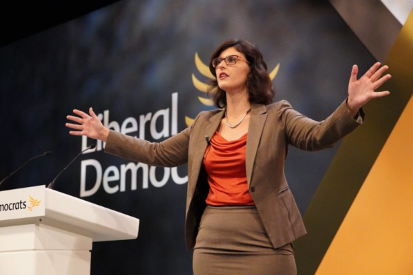 Liberal Democrat MP Layla Moran announces she is pansexual and in a relationship with a woman.