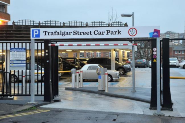 Emergency Help on hand in four city centre car parks